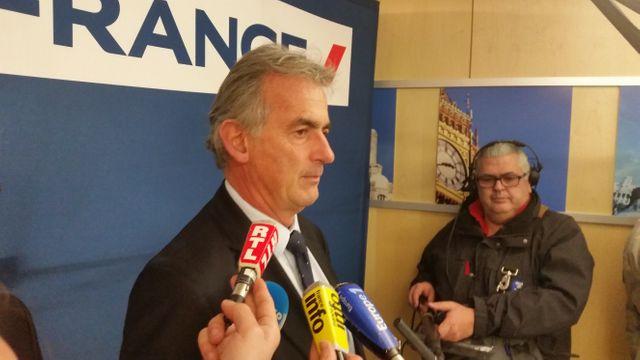 Le PDG d'Air France, Frederic Gagey, a expliqué lors d'une conférence de presse qu'il s'agissait d'une fausse alerte