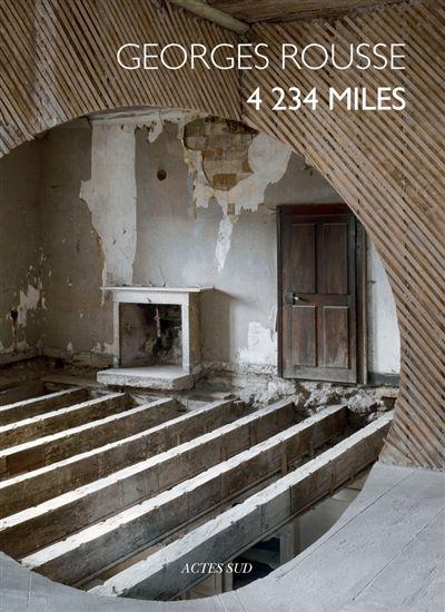 Georges Rousse : 4.234 miles
