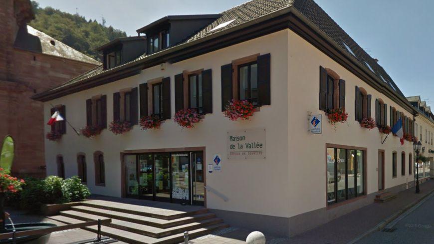 La maison de la vallée à Schirmeck accueille plusieurs services publics