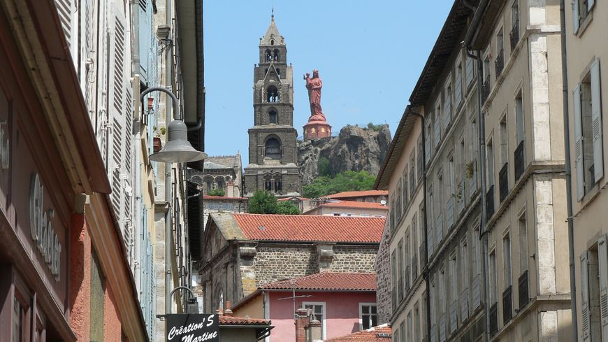 La cathédrale du Puy-en-Velay