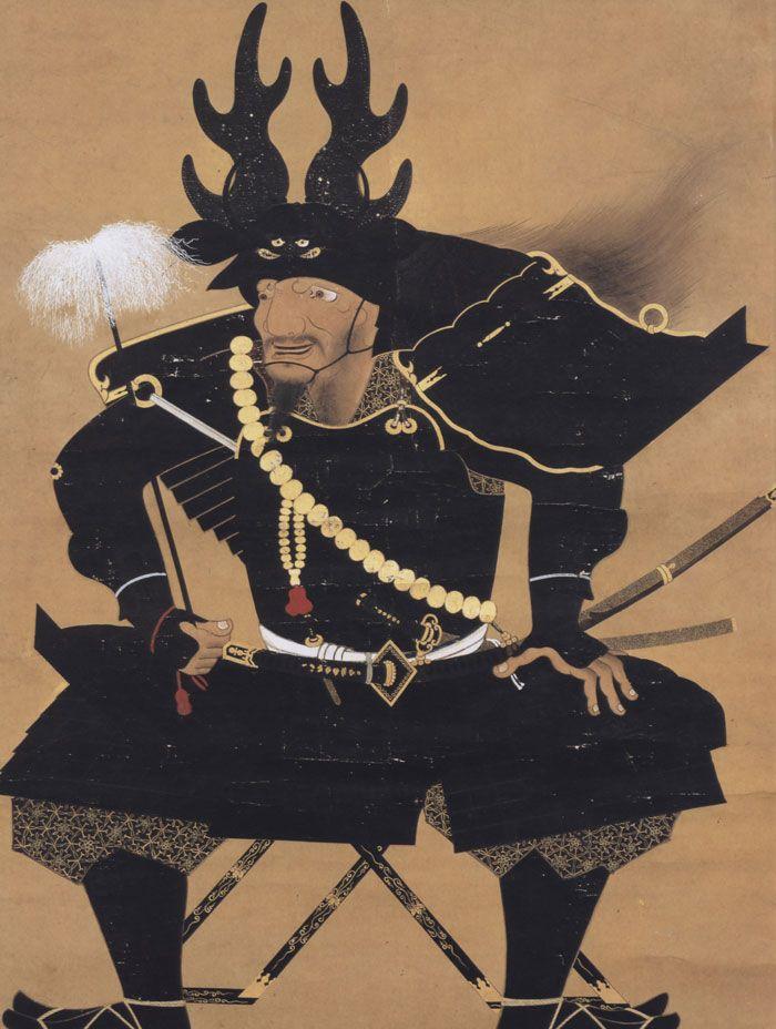 Portrait de Honda Tadakatsu