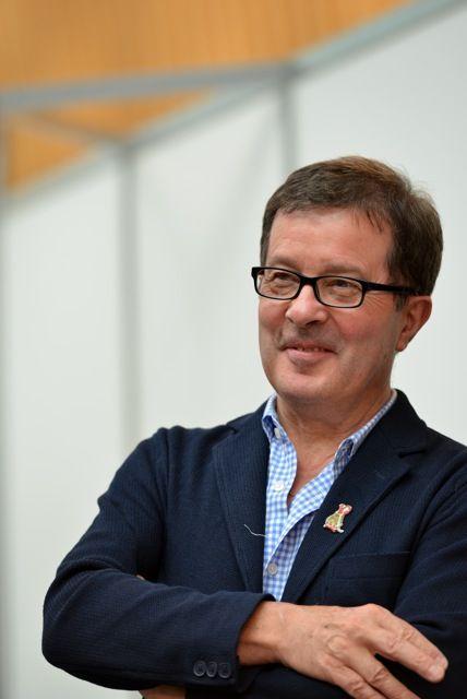 René Martin, fondateur de la Folle Journée de Nantes