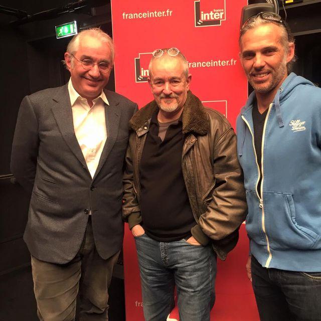 Alain Kruger, Jean-Jacques Beineix et Paul Belmondo