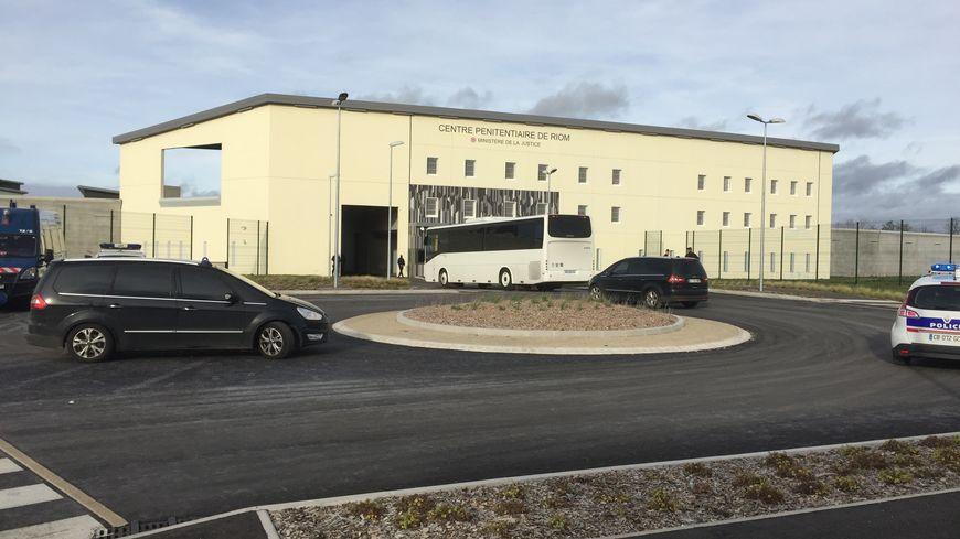 La nouvelle prison de riom pr s de clermont ferrand for Grand garage d auvergne clermont ferrand