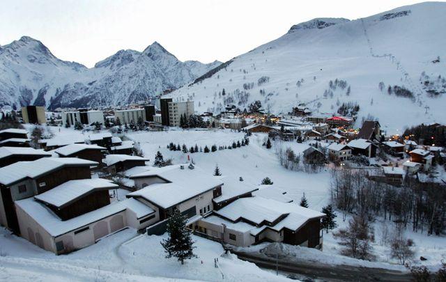 Une avalanche emporte des lycéens aux 2-Alpes