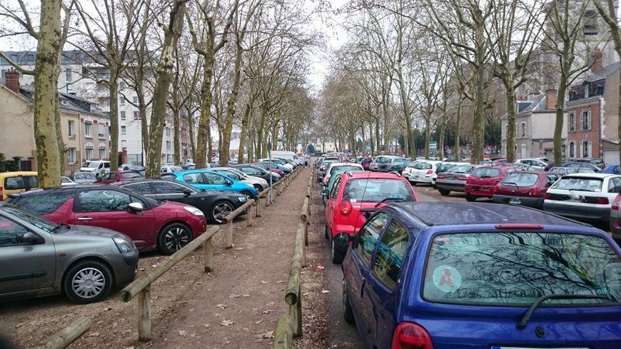 Le parking, derrière le théâtre d'Orléans, deviendra payant le 1er mars