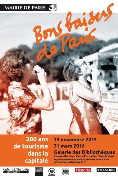 Exposition - Bons baisers de Paris