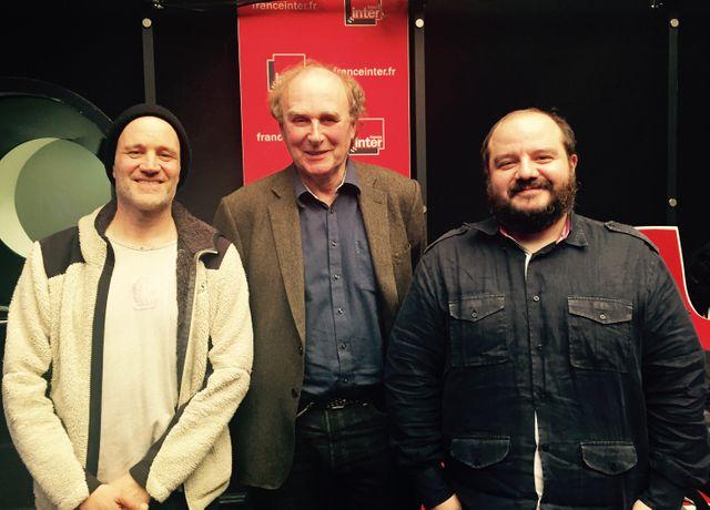 Jan Kounen, Jérôme Prieur et Sam Azulys
