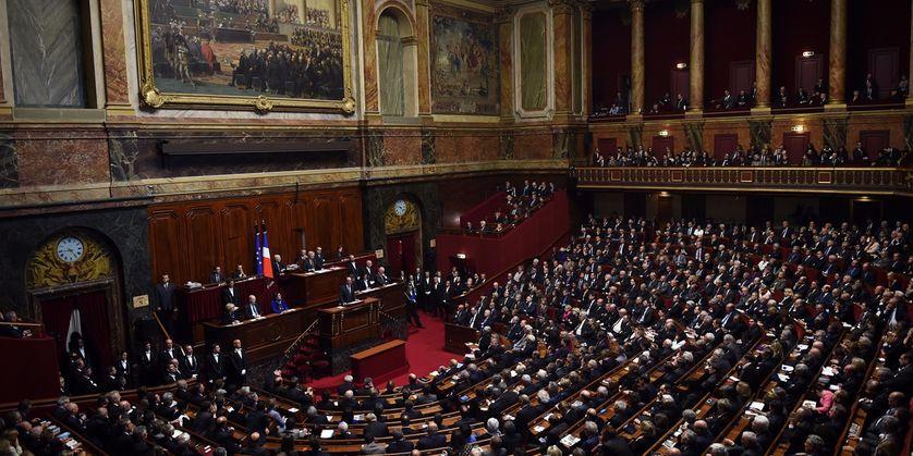 Le Congrès à Versailles