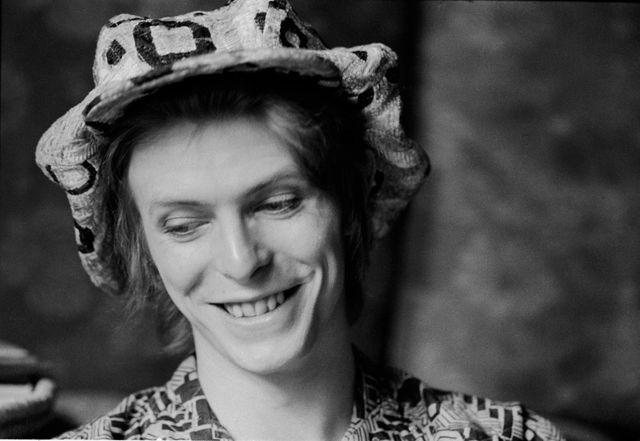 David Bowie, être soi-même