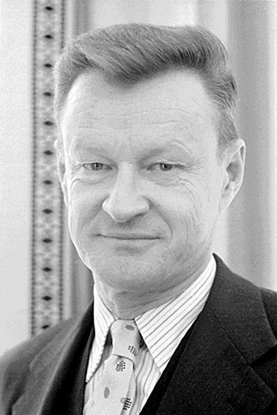Zbigniew Brzezinski en 1977
