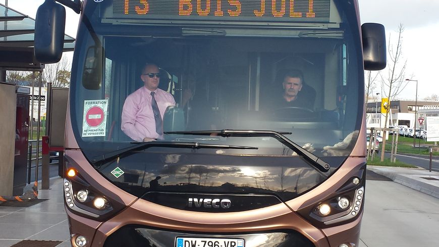 Les chauffeurs de la Sétram en formation sur les bus Tempo
