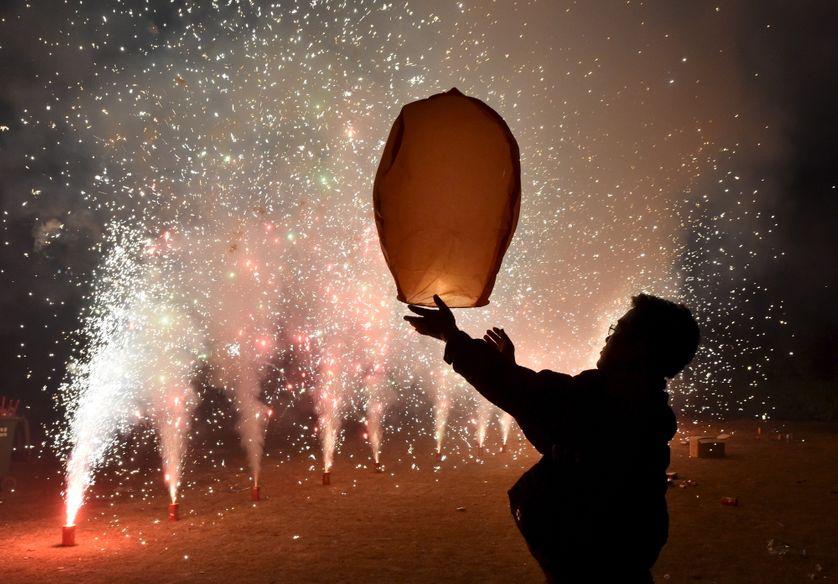 Nouvel an en Chine