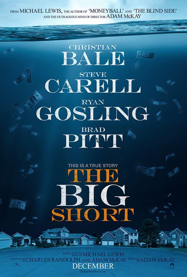 The Big Short -Adam McKay