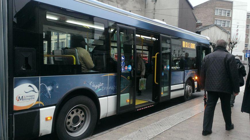 De nouveaux bus made in france circulent dans l 39 agglo de - Ligne bus limoges ...