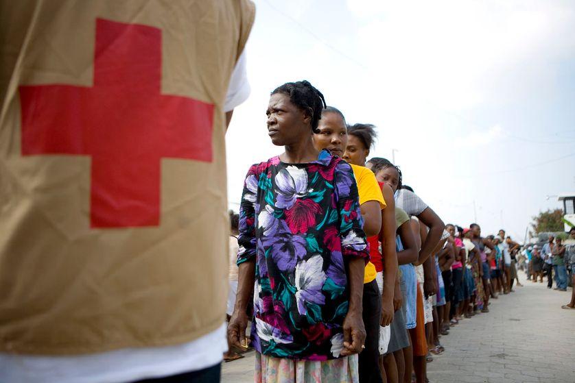 La Croix-Rouge américaine est accusée d'avoir mal utilisé les dons reçus.