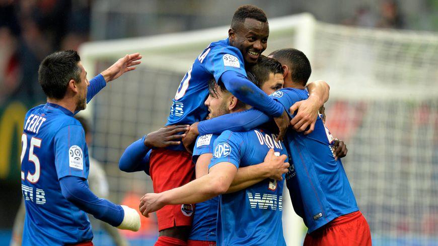Après 3 mois de disette, Caen gagne à nouveau au stade d'Ornano.