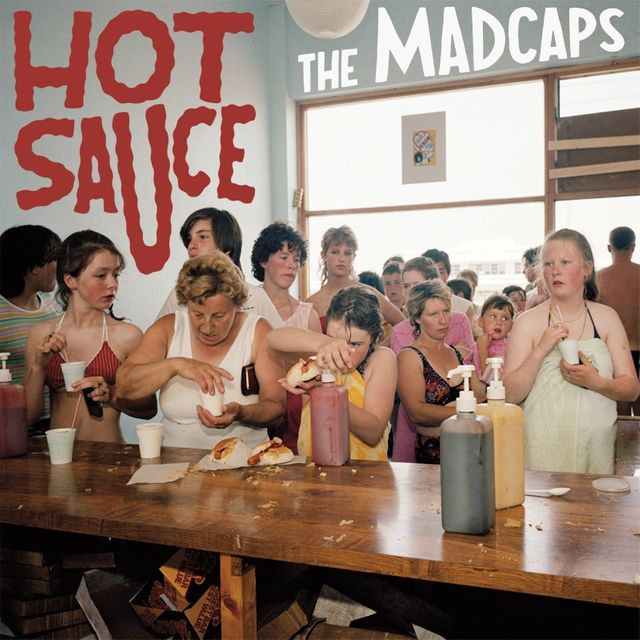 "The Madcaps - Album ""Hot Sauce"""