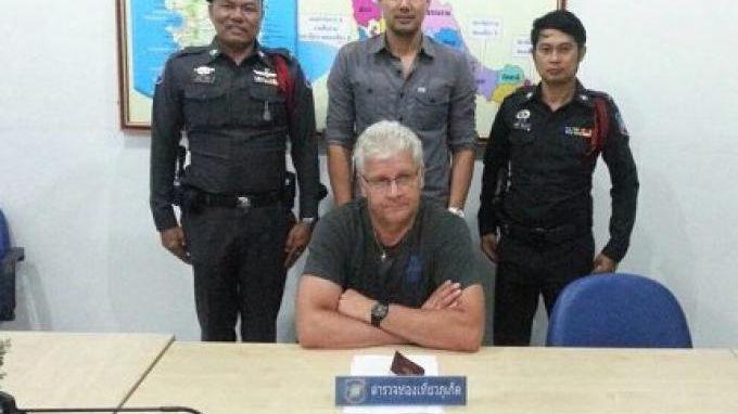 René Regnault n'a pas le droit de quitter la Thaïlande