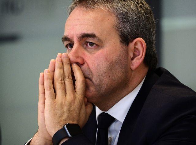 L'ancien ministre de Nicolas Sarkozy, Xavier Bertrand devrait présider la région Nord-Pas-de-Calais-Picardie