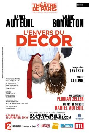 Daniel Auteuil - L'envers du décor