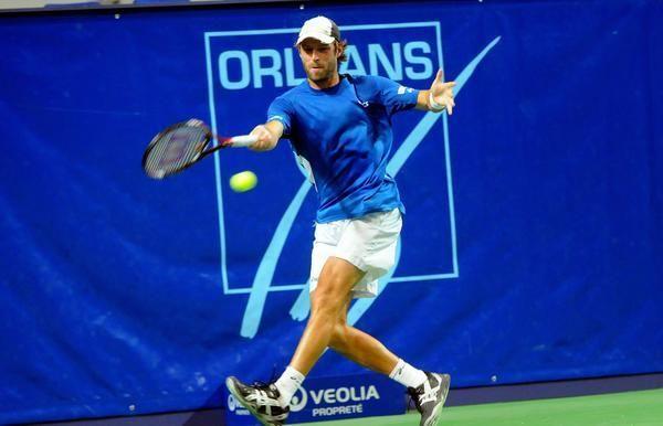 En 2009 à Orléans, Stéphane Robert s'incline en finale contre le Belge Malisse.