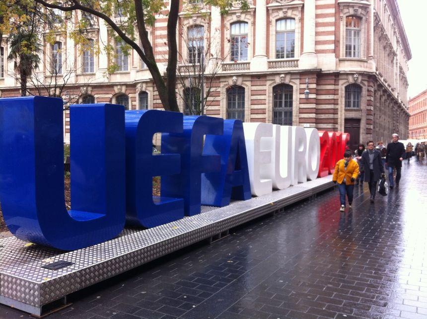 Toulouse fait partie des dix villes choisies par l'UEFA