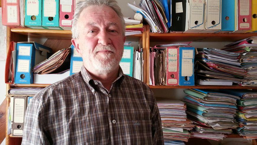 Bernard Coadou poursuit un combat de longue date