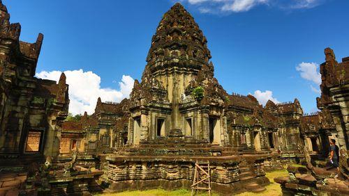 Épisode 4 : La découverte du site d'Angkor à travers la création de l'Ecole Française d'Extrême Orient