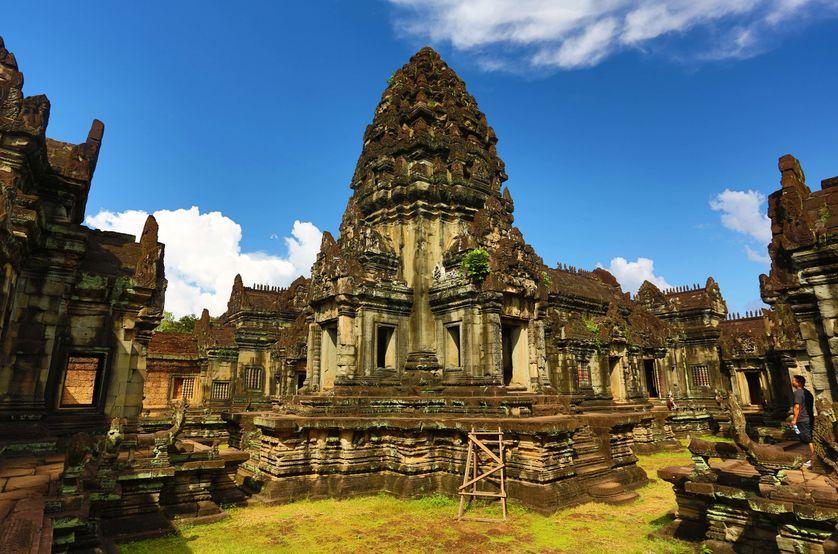 Le temple de Banteay Samre, à Angkor