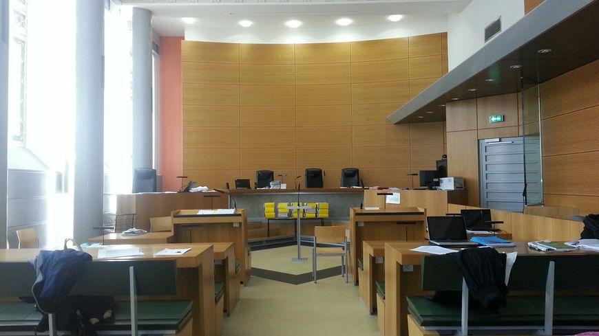 Tribunal correctionnel de belfort