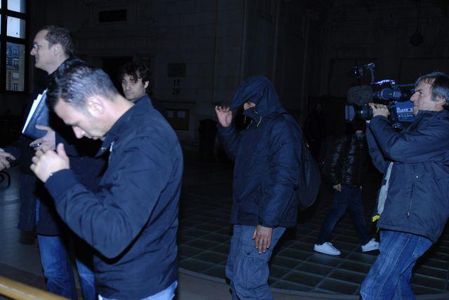 Peter Cherif lors de son procès en janvier 2011