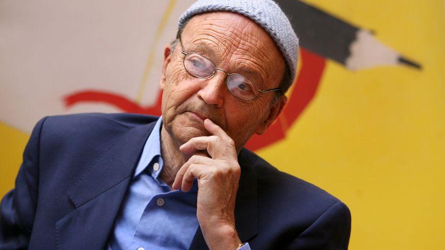 Michel Tournier en 2006.