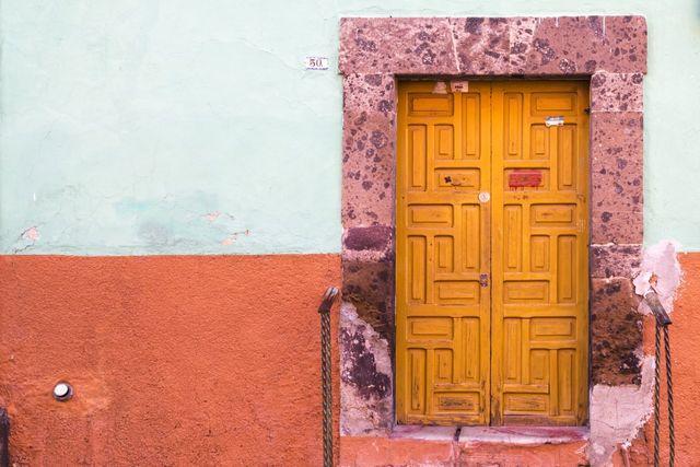 Une rue de Mexico