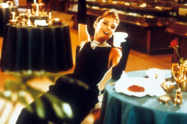 Breakfast At Tiffanys, Audrey Hepburn