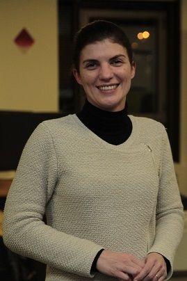 Caroline Delus, directrice du PHRH