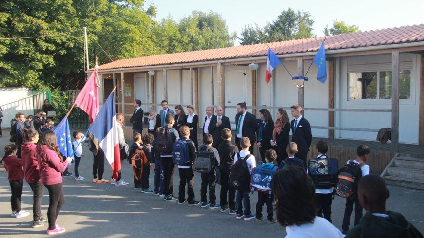 L'école de Montfermeil (93), ouverte en 2013, sert de modèle aux autres.