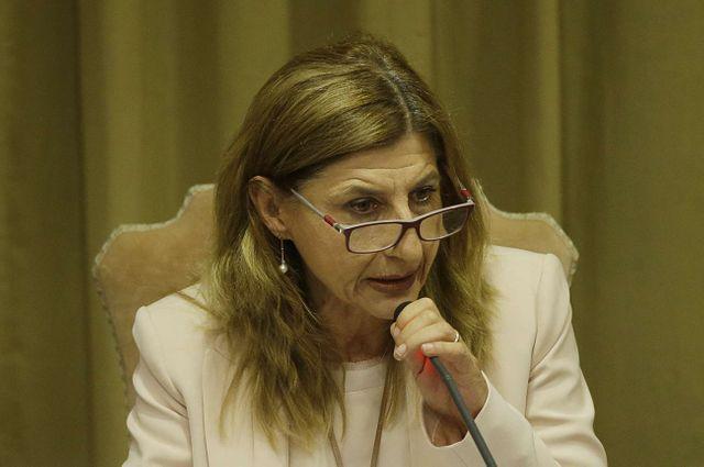 Giusi Nicolini, maire de Lampedusa
