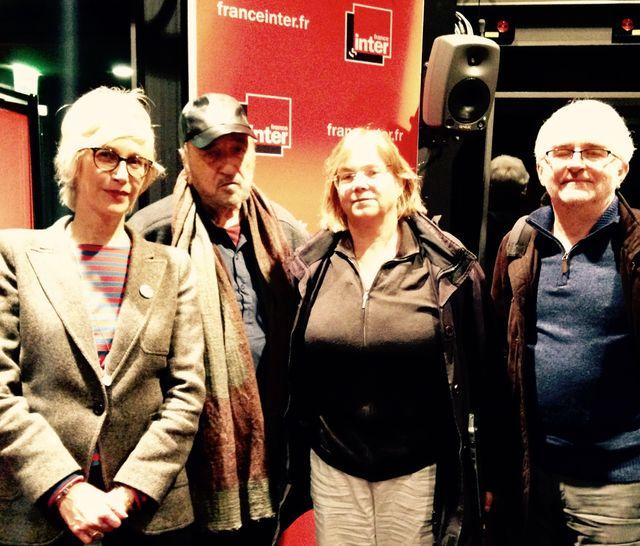 Valli, Jean-Claude Carrière, Véronique Mortaigne et Jean-Yves Reuzeau