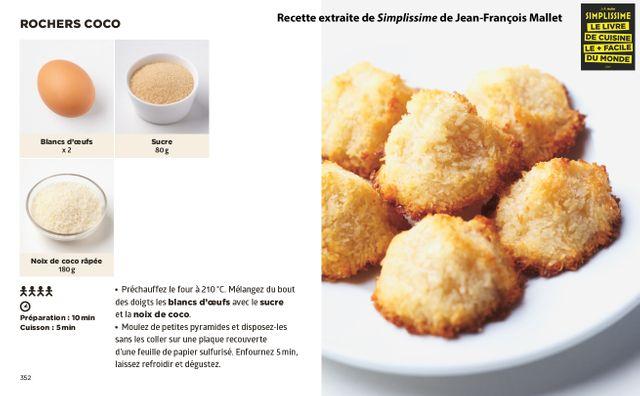 recette Jean Francois mallet