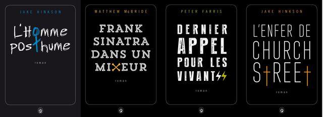 Neo Noir une collection de romans noir aux éditions Gallmeister