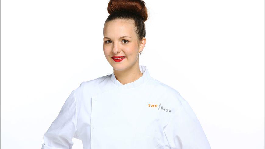 Joy-Astrid Poinsot, candidate bourguignonne de Top Chef.
