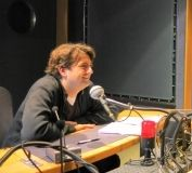 France Musique, studio 142 ... Bruno Mantovani ©Annick Haumier-Radio France