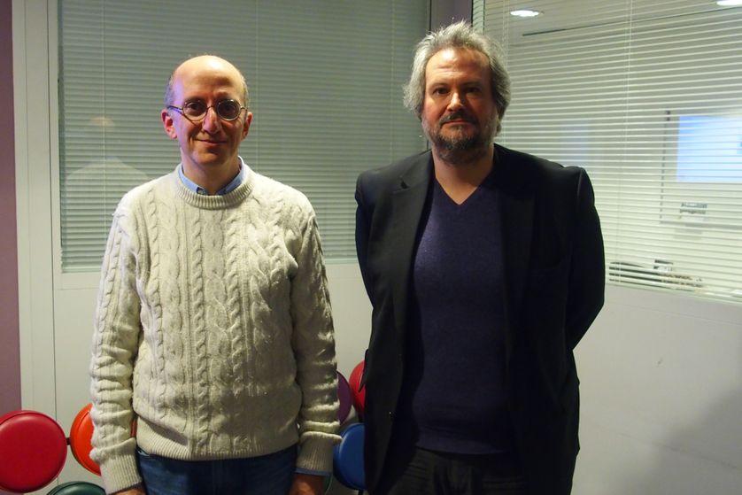 Jérôme Glicenstein, Marc Restellini