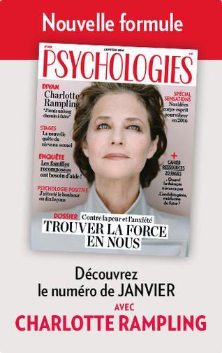 Psychologie janvie 2016