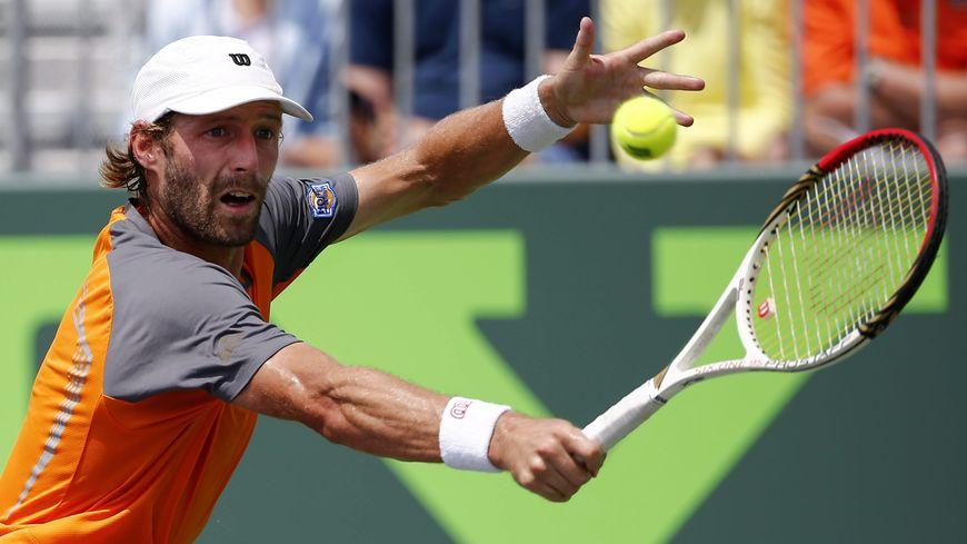 Le Montagois Stéphane Robert est au troisième tour de l'Open d'Australie.