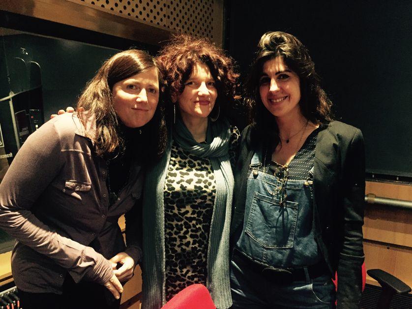 Hélène Joguet, Tatjana Bozic, Sandra Reinflet