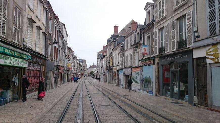 La rue des Carmes