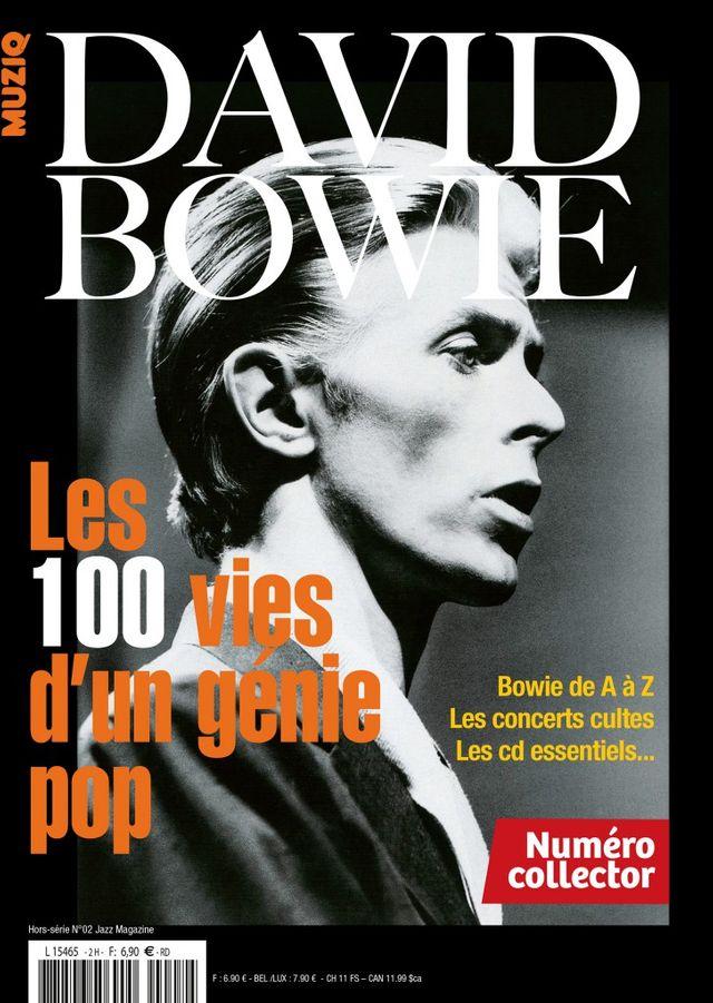 Muziq spécial Bowie