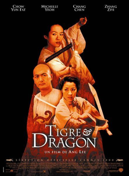 Tigre et dragon - Ang Lee